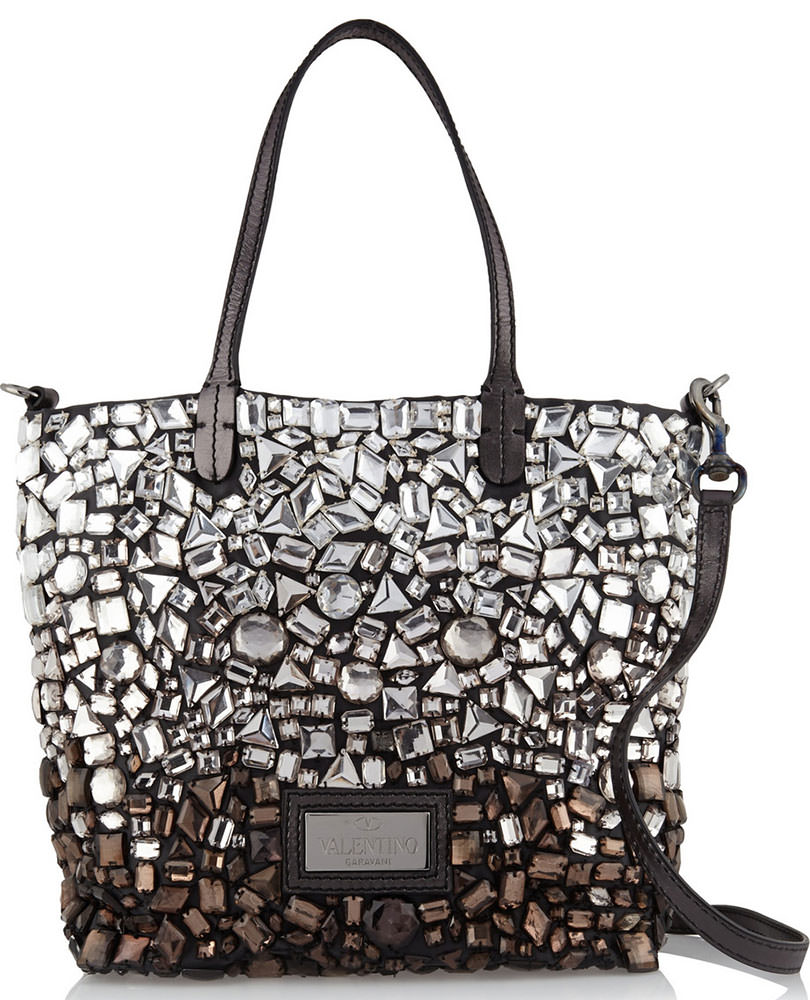 Valentino-Ombre-Crystal-Tote