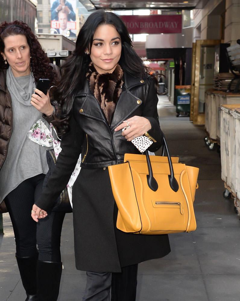 Vanessa-Hudgens-Celine-Luggage-Tote