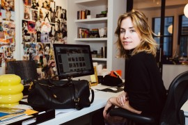 What's In Her Bag: Brett Heyman of Edie Parker