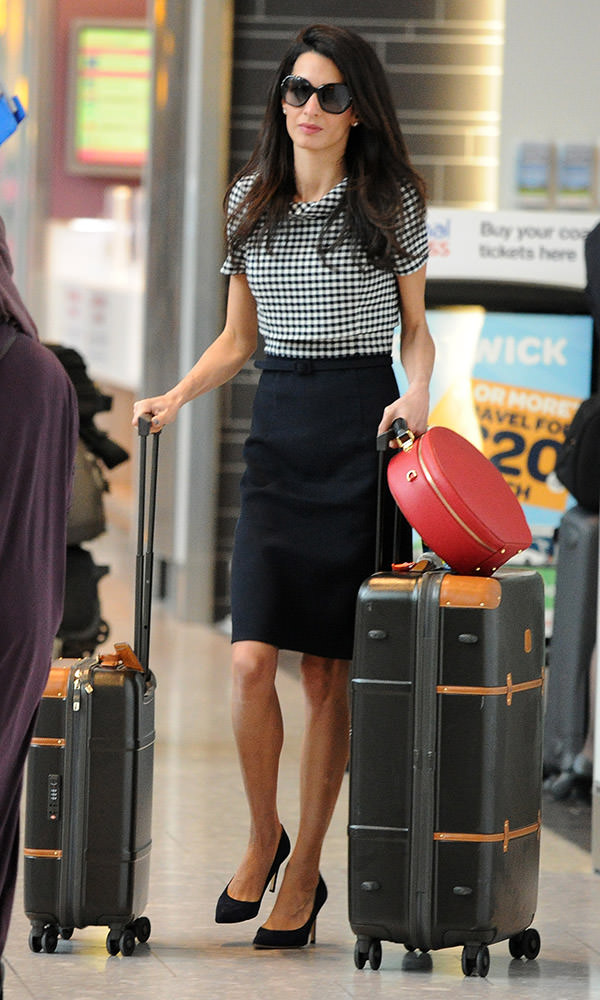 The Many Shoes Of Amal Clooney Purseblog