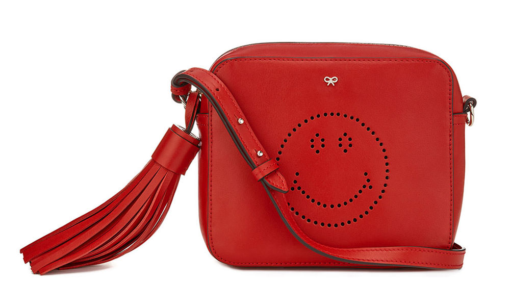 Anya-Hindmarch-Smiley-Calfskin-Crossbody-Bag