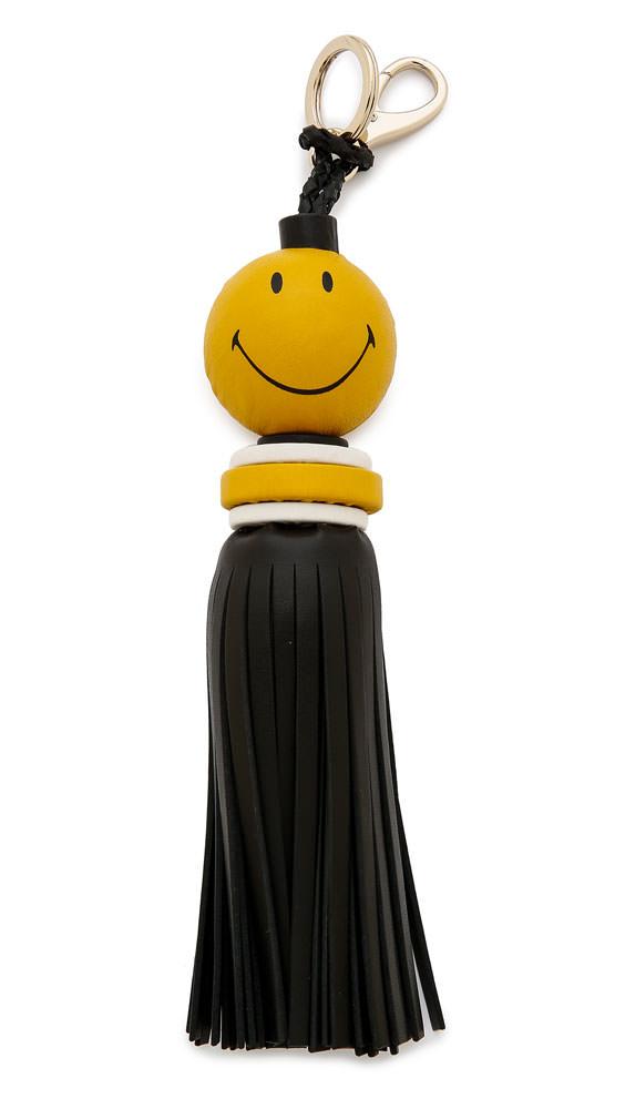 Anya-Hindmarch-Smiley-Tassel