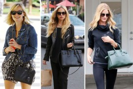 33 Stars Who Love Their Saint Laurent Sac de Jour Bags