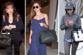 Satchels Are Having a Moment in This Week's Celebrity Bag Roundup