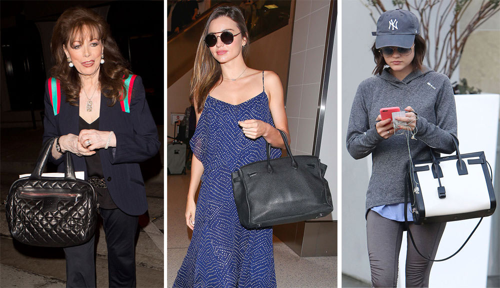 Satchels Are Having A Moment In This Week S Celebrity Bag Roundup Purseblog