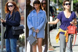 Celebrities May Be Having a Major Case of the Mondays, But Their Bag Game is Still Solid
