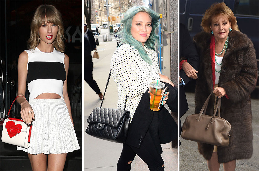 15d1a59961ad Roger Vivier Is Having a Moment This Week, Plus More Celeb Bag Picks ...