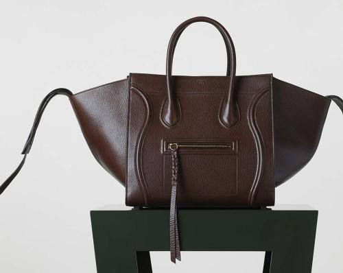 50214f6fcca4 Celine-Medium-Phantom-Luggage-Tote-Brown - PurseBlog
