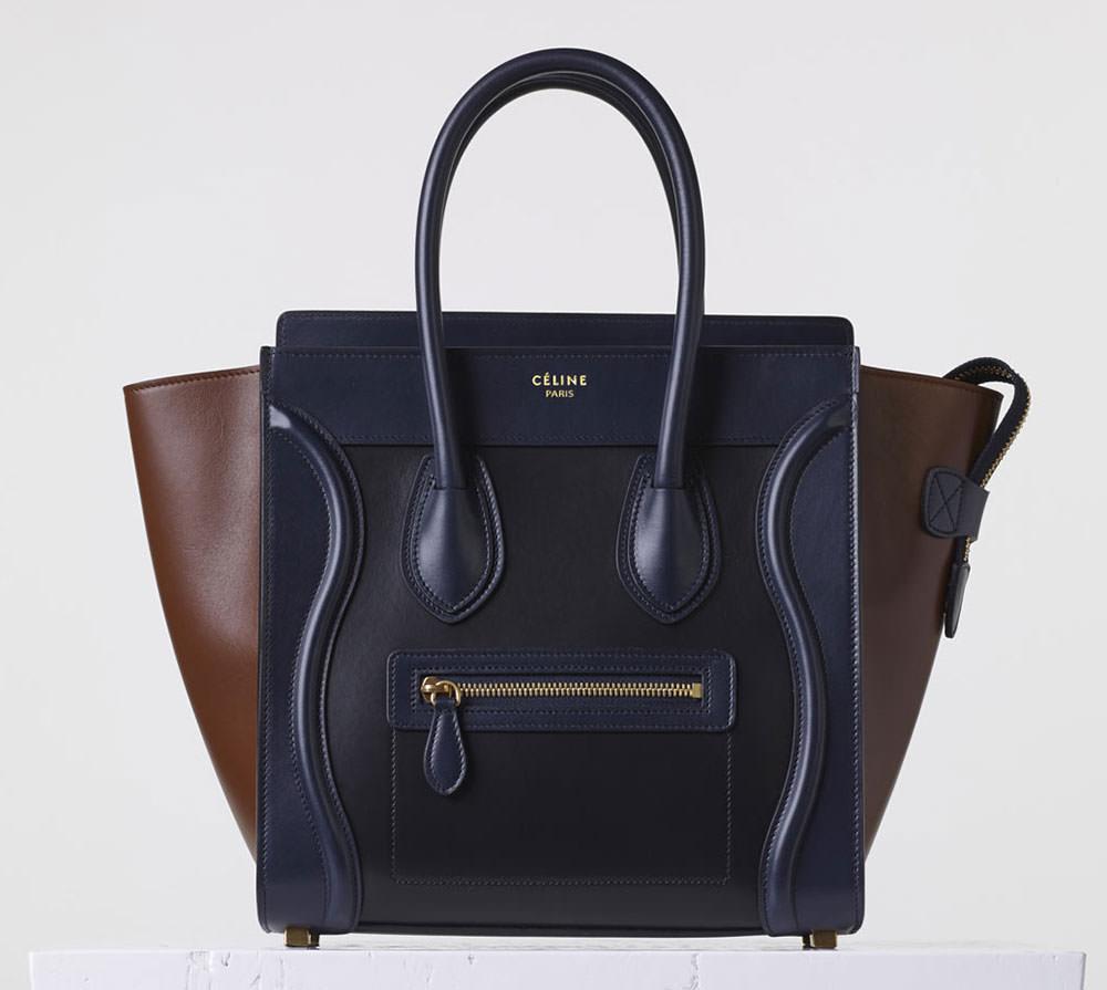 Celine-Micro-Luggage-Tote-Bicolor