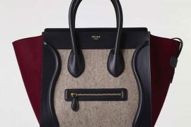 Check Out the Céline Fall 2015 Handbag Lookbook