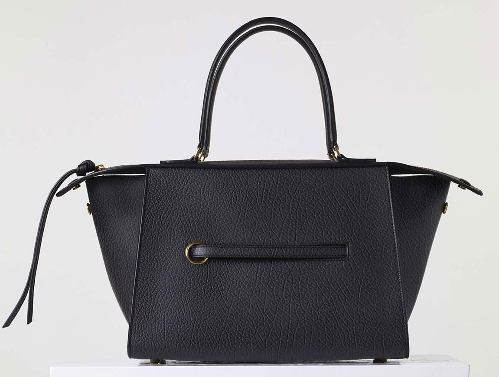 Celine-Small-Ring-Bag-Black