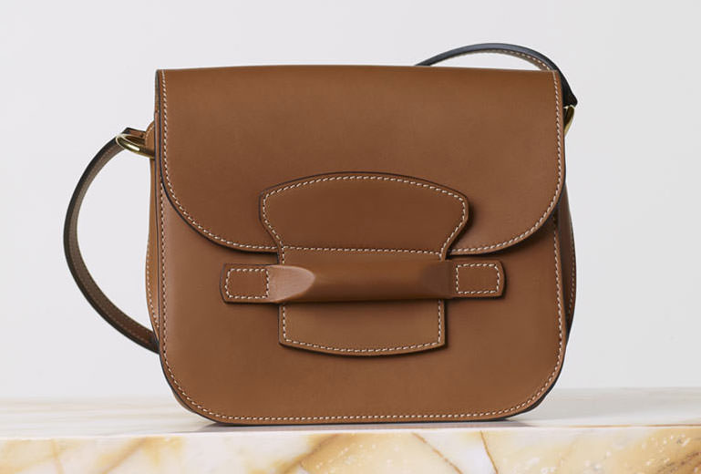 Celine-Small-Tab-Bag-Tan