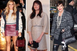 Chanel Hosted a Metiers d'Art Show in NYC and, Naturally, a Bunch of Celebs Showed Up with Chanel Bags