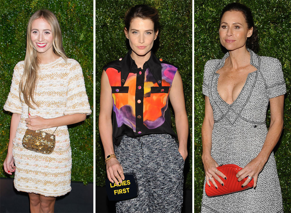 a20e82028319 Chanel Hosted Yet Another Bag-Heavy Party in NYC - PurseBlog