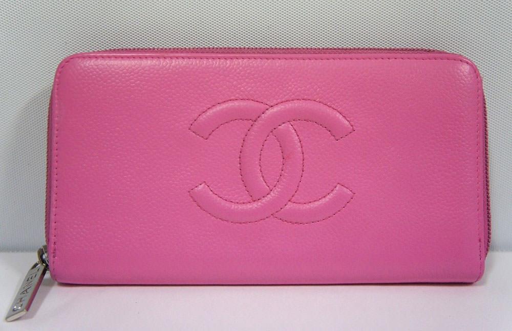 Chanel-Zip-Around-Wallet
