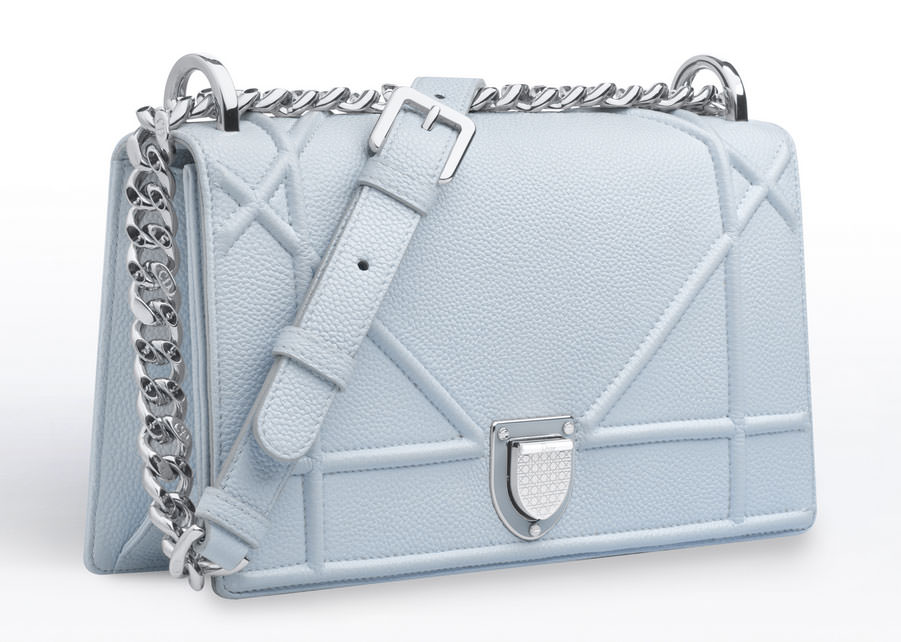 2dbe56e5f7 The Christian Dior Diorama Bag Has Arrived in Stores - PurseBlog