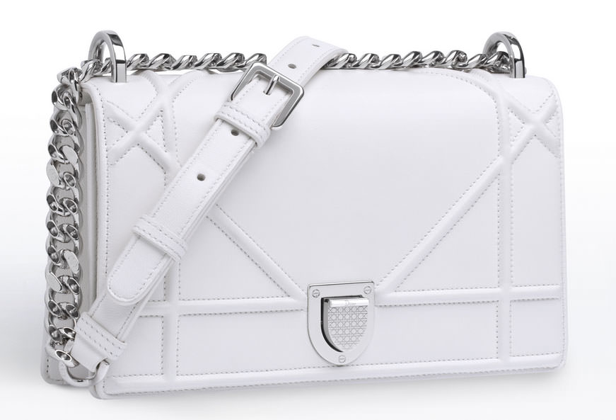 daa40119ee2d The Christian Dior Diorama Bag Has Arrived in Stores - PurseBlog