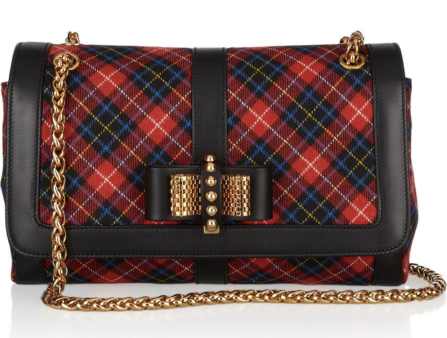 Christian-Louboutin-Sweet-Charity-Tartan-Shoulder-Bag