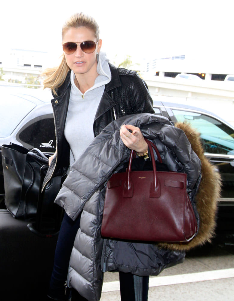 Erin-Andrews-Saint-Laurent-Small-Sac-de-Jour