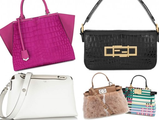 Fendi Best Handbags 2015