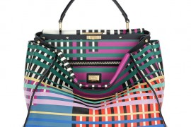 Fendi Debuts More Brightly Colored Monster Bags for Pre-Fall 2015 Pre-Order