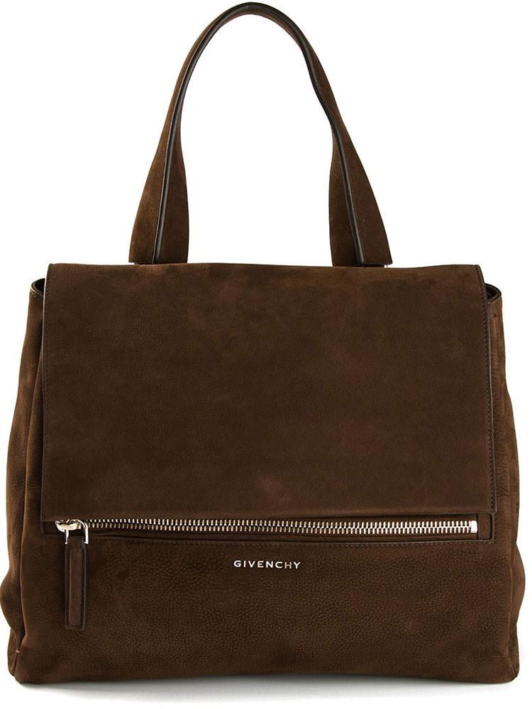 Givenchy-Large-Pandora-Suede-Shoulder-Bag