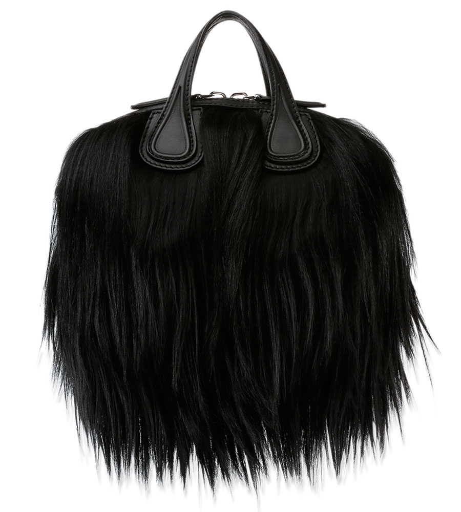 Givenchy-Micro-Nightingale-Fur-Bag
