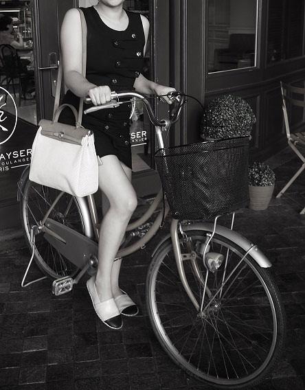 Hermes-Herbag-on-Hermes-Bicycle