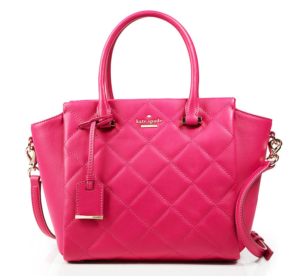 Kate Spade Emerson Place Small Hayden Satchel Was 398 Now 278 Via Bloomingdale S