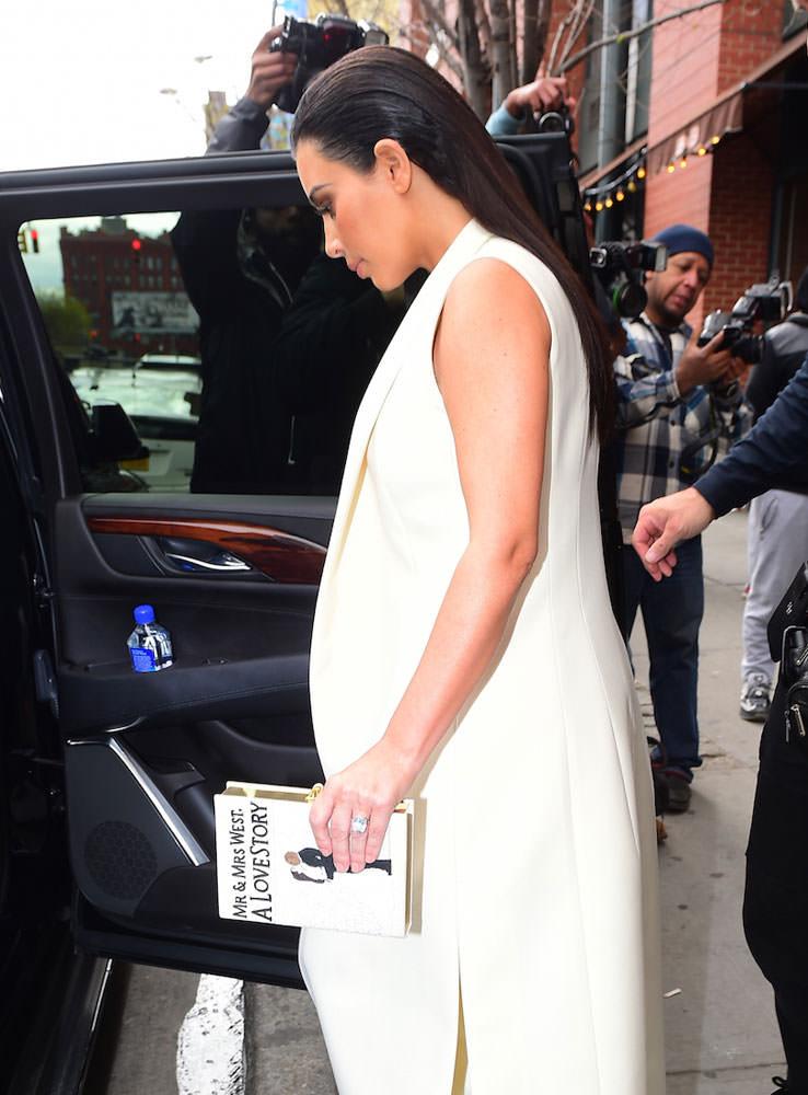 Kim-Kardashian-Olympia-Le-Tan-Customized-Book-Clutch