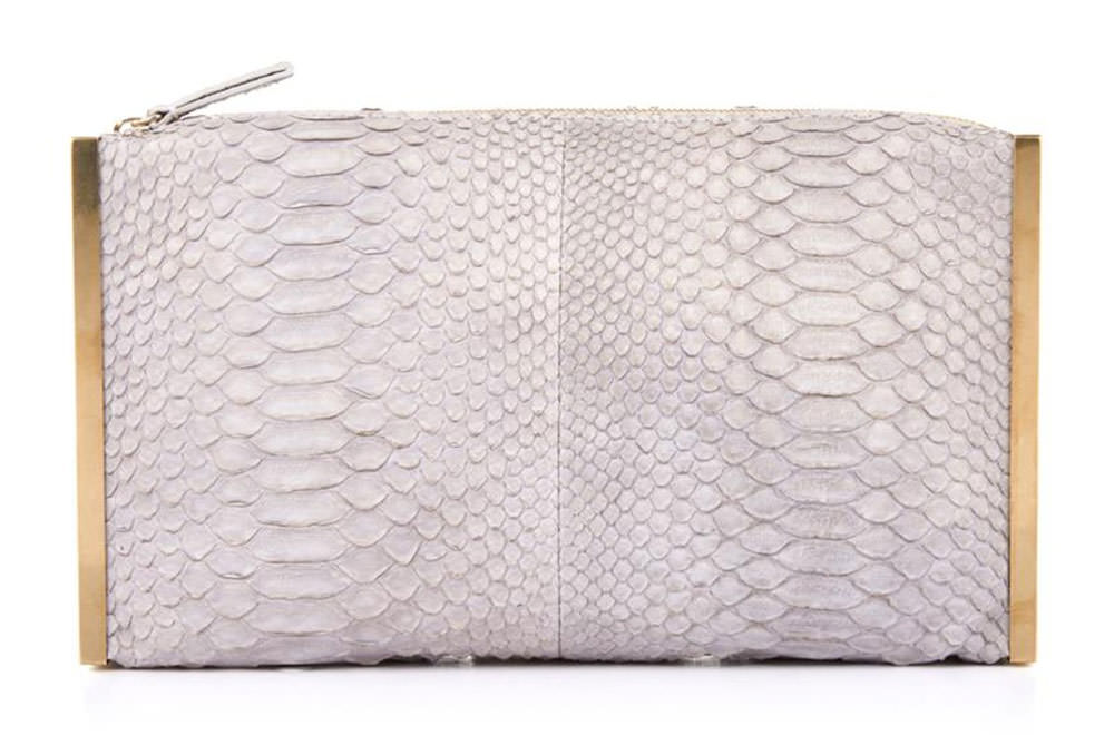 Lanvin-Private-Soft-Python-Clutch