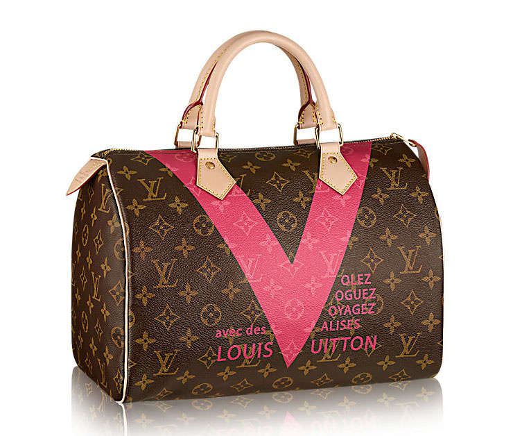 Louis-Vuitton-Monogram-V-Speedy-30-Bag
