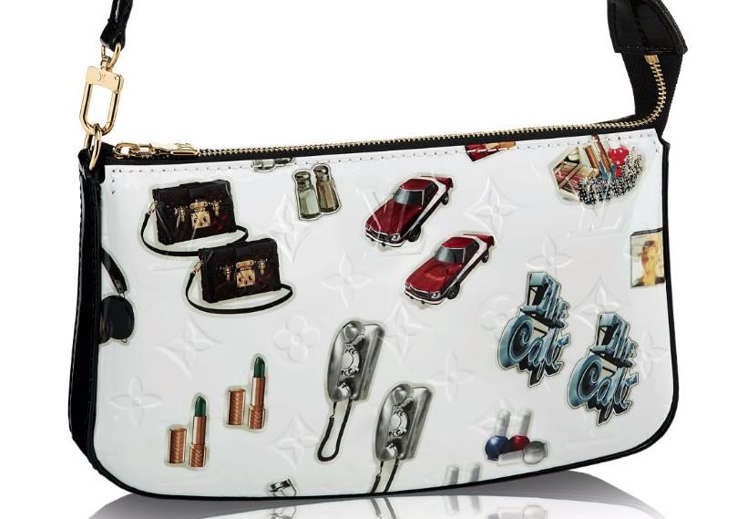Louis Vuitton Pochette Accessoires Stickers