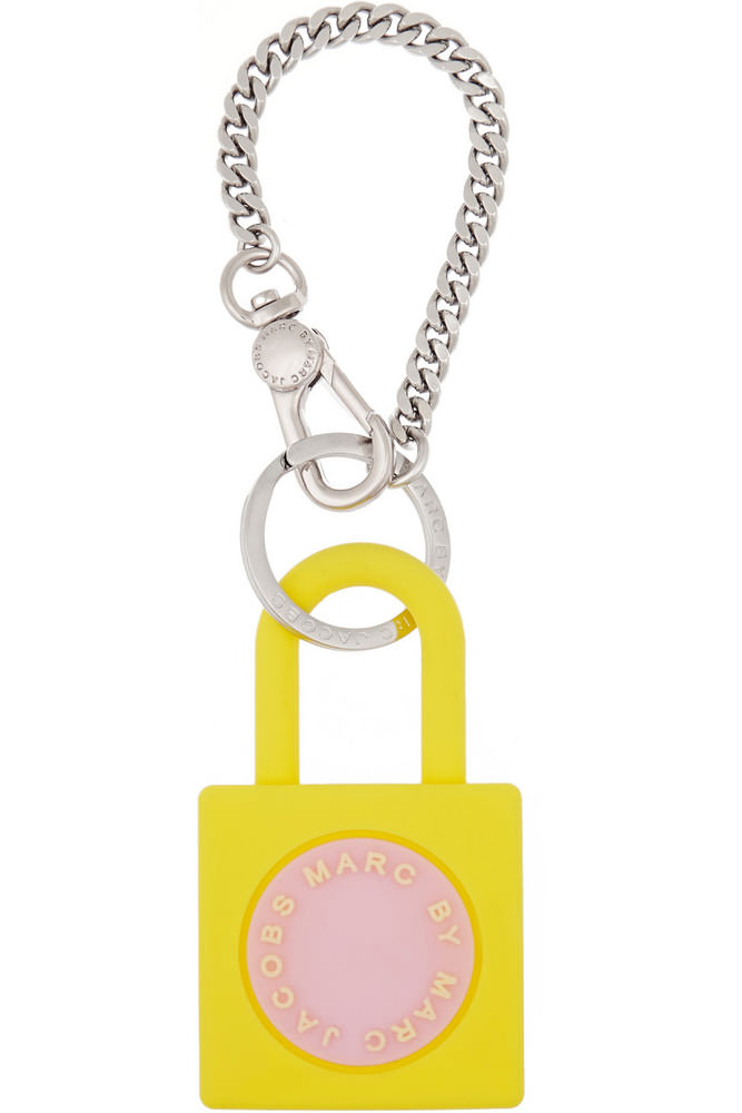 Marc-by-Marc-Jacobs-Padlock-Silicone-Bag-Charm