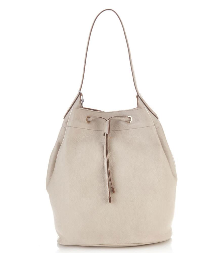 Max-Mara-Leather-Bucket-Bag