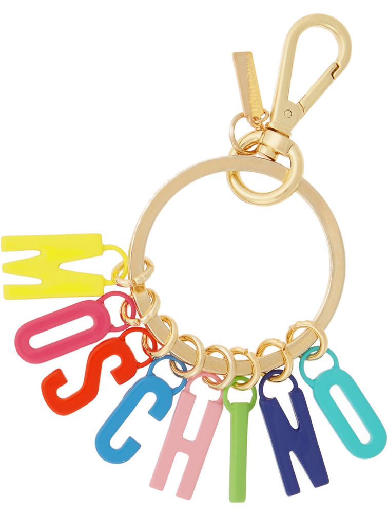Moschino-Letters-Key-Chain
