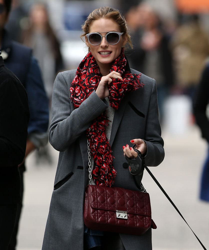 Olivia-Palermo-Christian-Dior-Miss-Dior-Bag