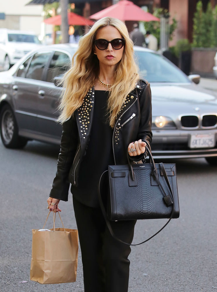ysl bag sale uk - 33 Stars Who Love Their Saint Laurent Sac de Jour Bags - PurseBlog