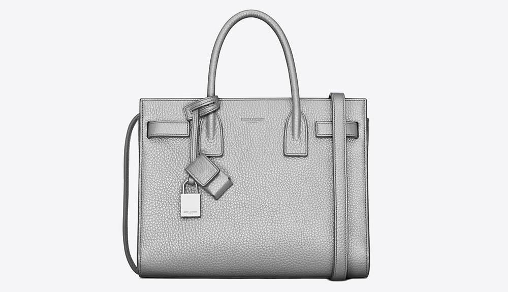 yves saint laurent leather bag - The Ultimate Bag Guide: The Saint Laurent Sac de Jour Bag - PurseBlog