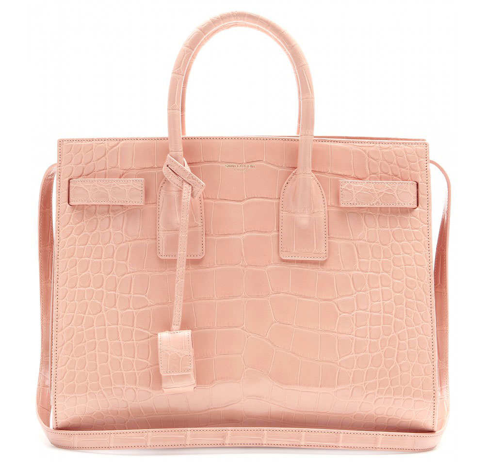yves saint laurent sac de jour small smooth leather tote