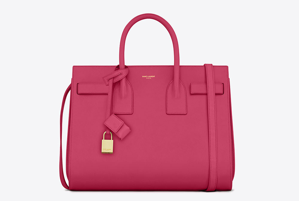 6a0187dfffea1 The Ultimate Bag Guide  The Saint Laurent Sac de Jour Bag - PurseBlog
