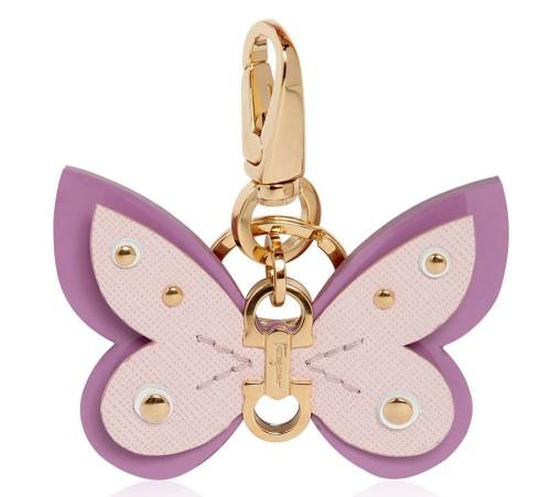 Salvatore-Ferragamo-Saffiano-Butterfly-Key-Chain - PurseBlog bf2dfeb8d7960