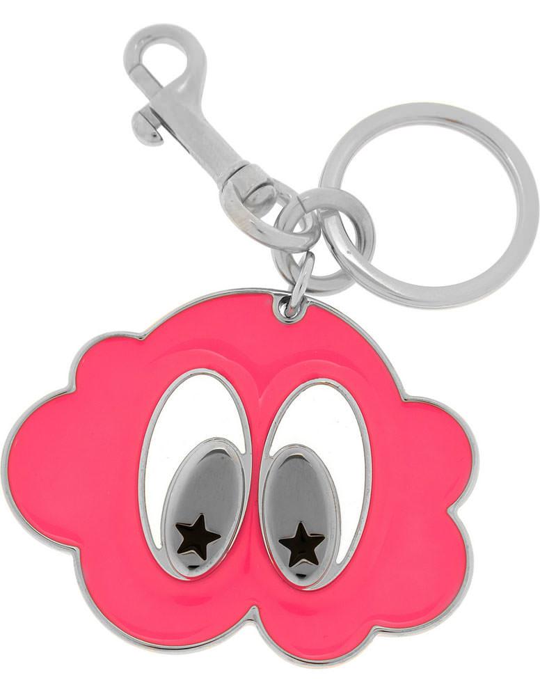 Stella-McCartney-Enameled-Key-Chain