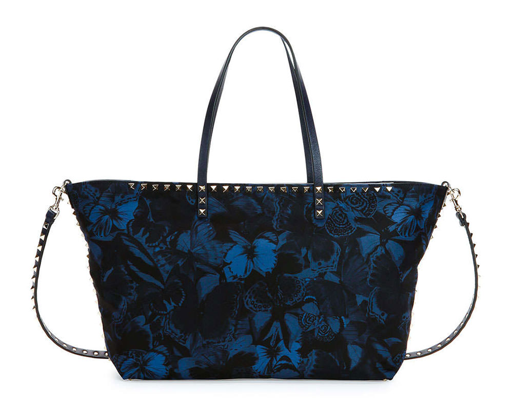 Valentino-Camubutterfly-Nylon-Tote