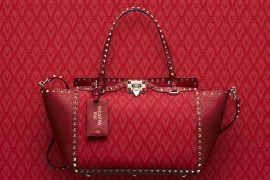 Valentino's New Viva Valentino Logo Jacquard Bags Have Started to Arrive in Stores