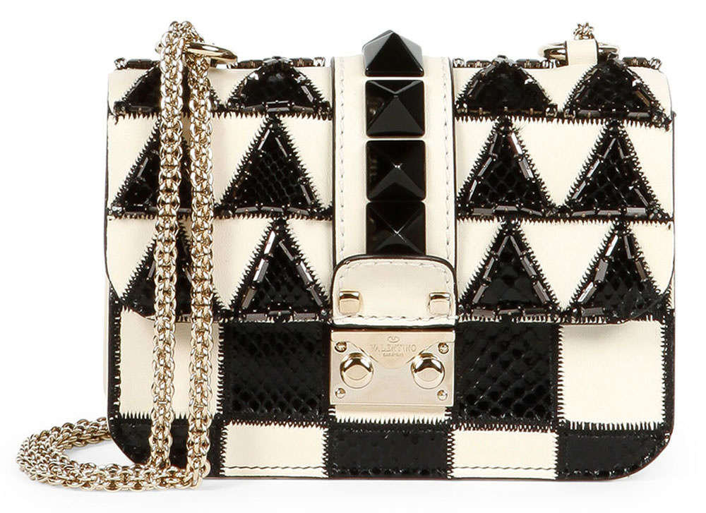 Valentino-Mini-Lock-Beaded-Shoulder-Bag