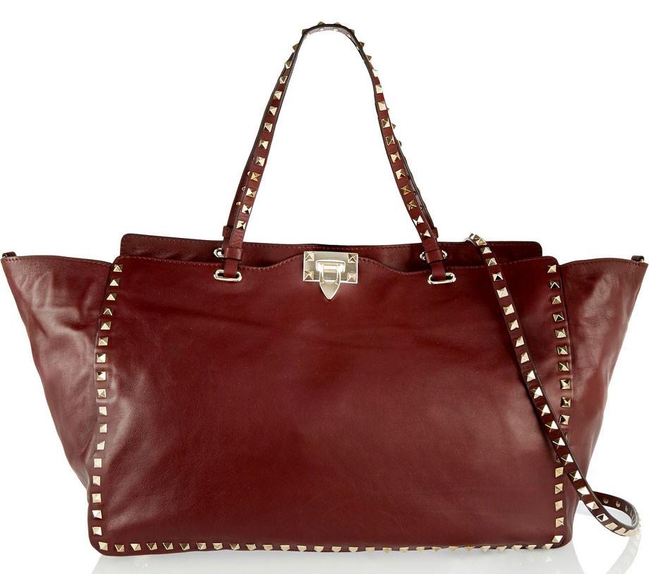 Valentino-Rockstud-Trapeze-Bag