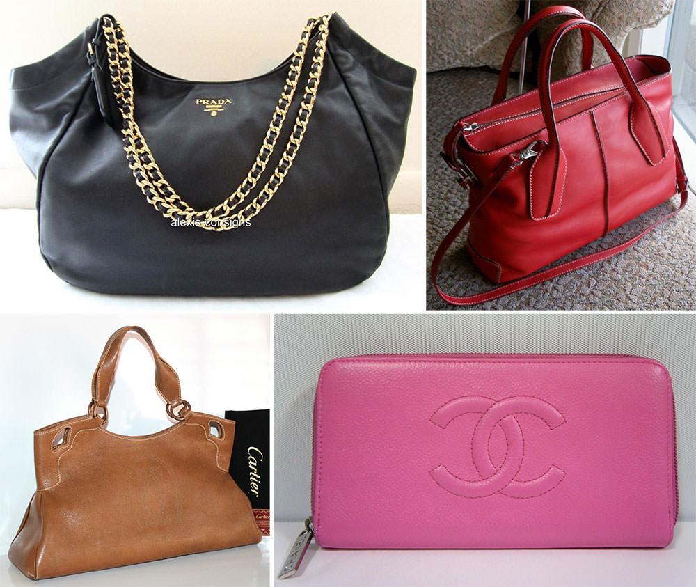 Fendi Handbags On Ebay
