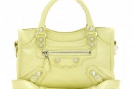 Latest Obsession: Balenciaga Giant Mini City Bag