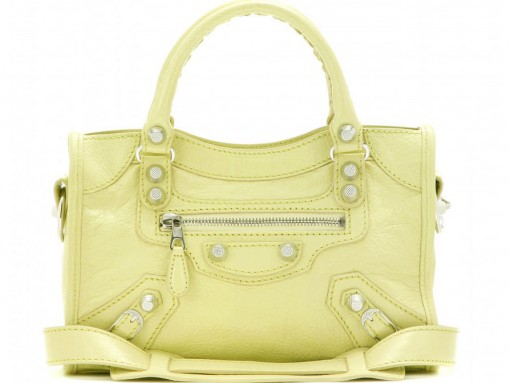 Latest Obsession: Balenciaga Giant Mini City Bag